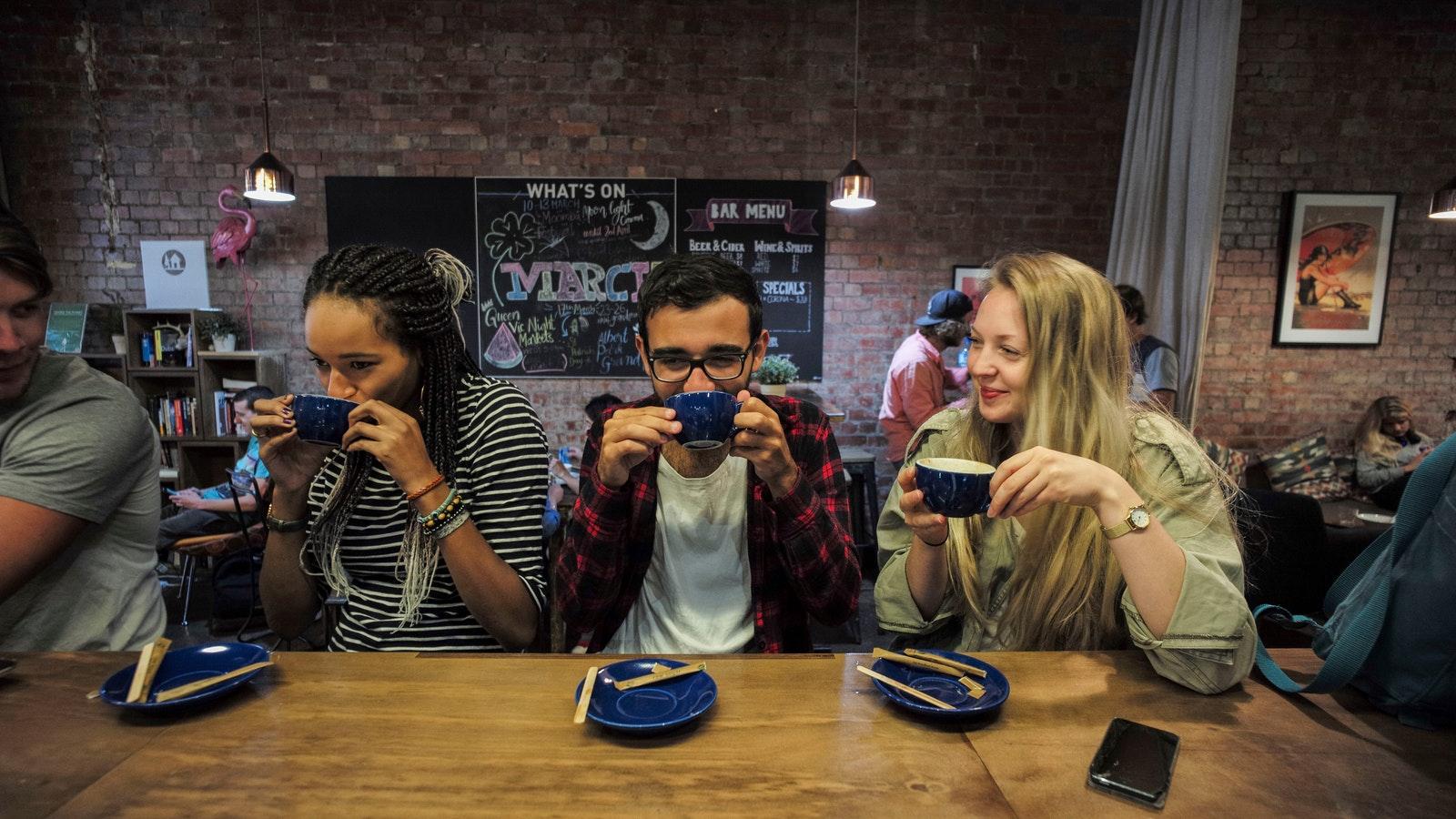Melbourne Central YHA Cafe & Bar