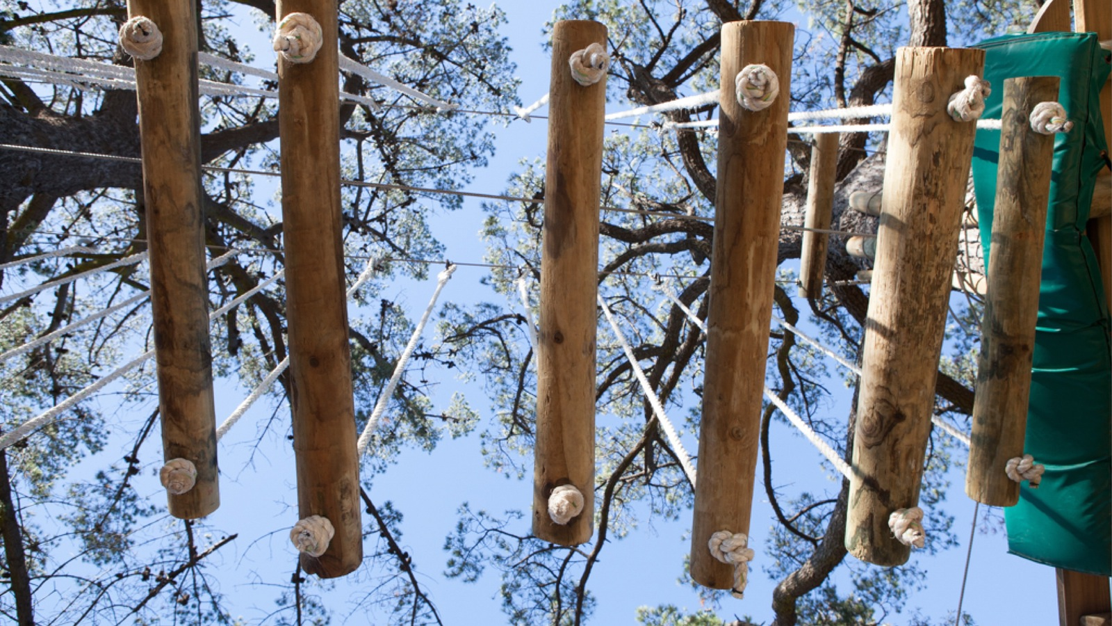 Image: High Ropes Course