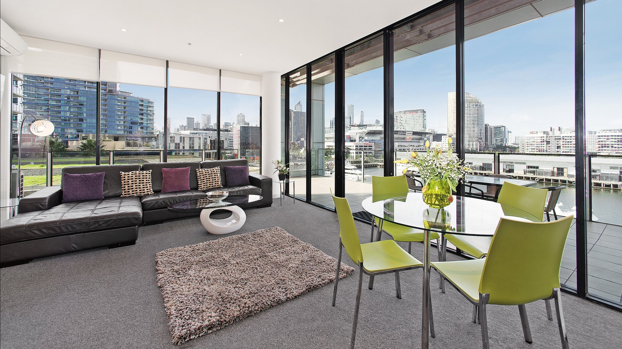 1 Bedroom serviced apartment in Melbourne