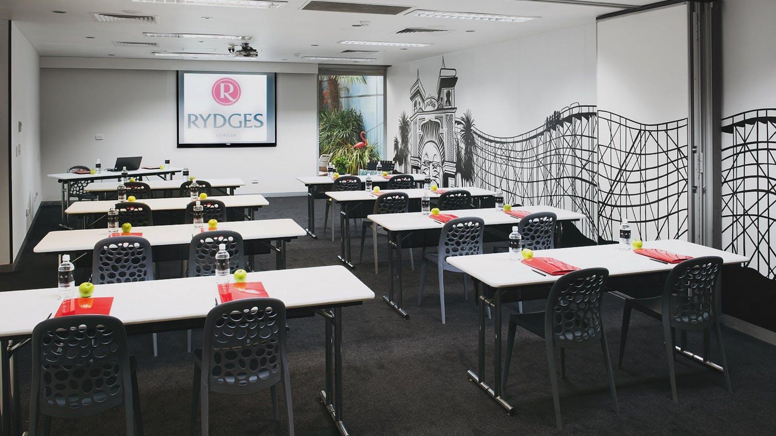 Rydges St Kilda Melbourne Conference Room