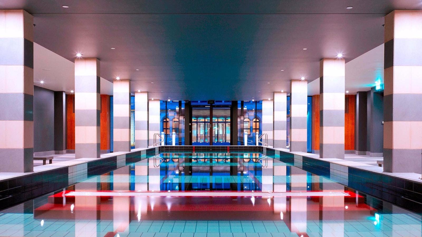 Mansion Hotel & Spa Indoor Pool