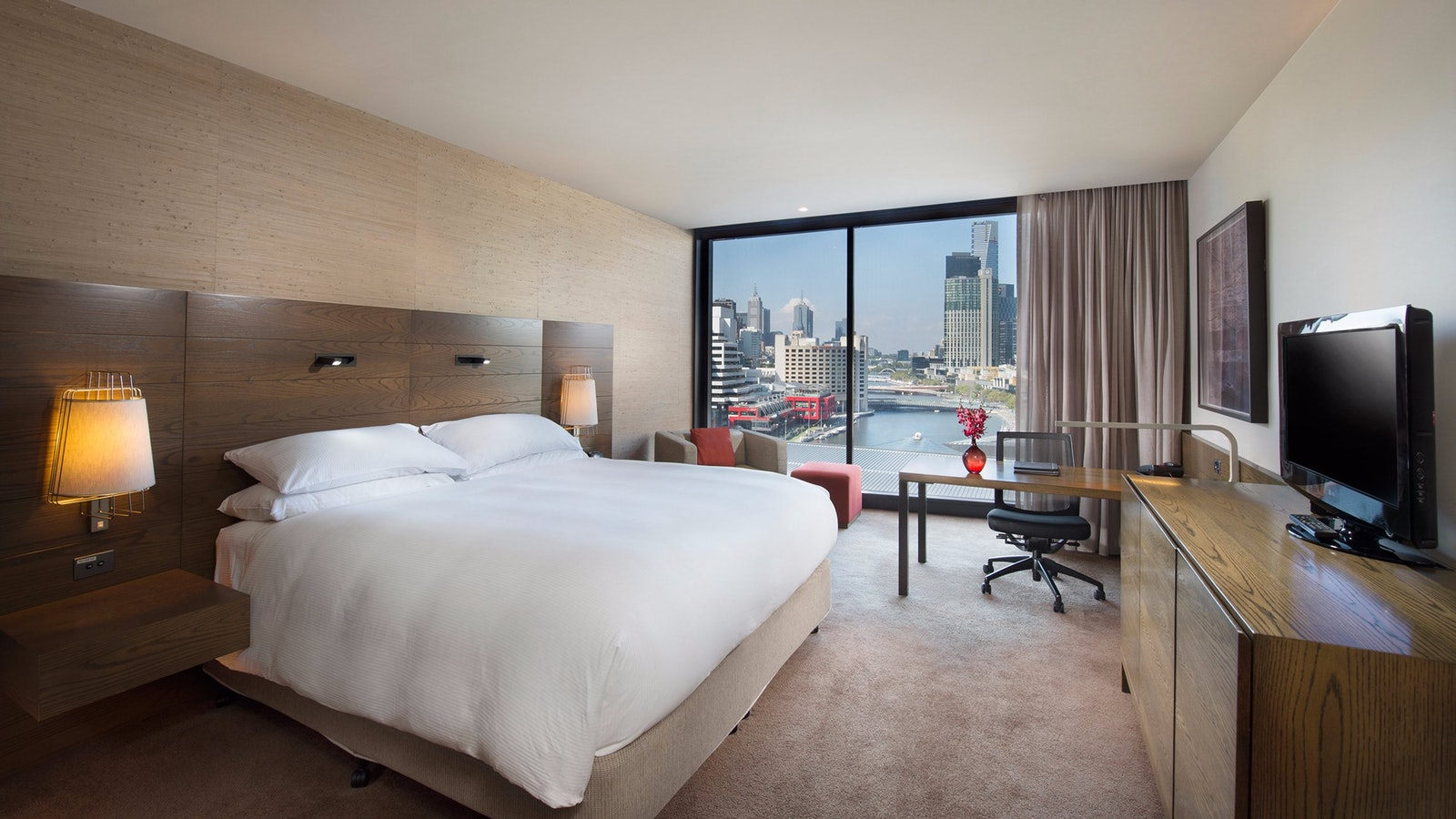 Pan Pacific Melbourne Hotel