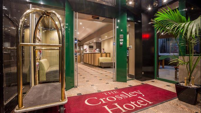 Crossley Hotel, Accommodation, Melbourne, Victoria, Australia. Monastero Hotel. Avicenna Hotel. Best Western Plus City Hotel. Il Nuraghe Hotel. The Ship Inn. Quest On Chapel. Hotel Concordia. Waldeck Spa Resort