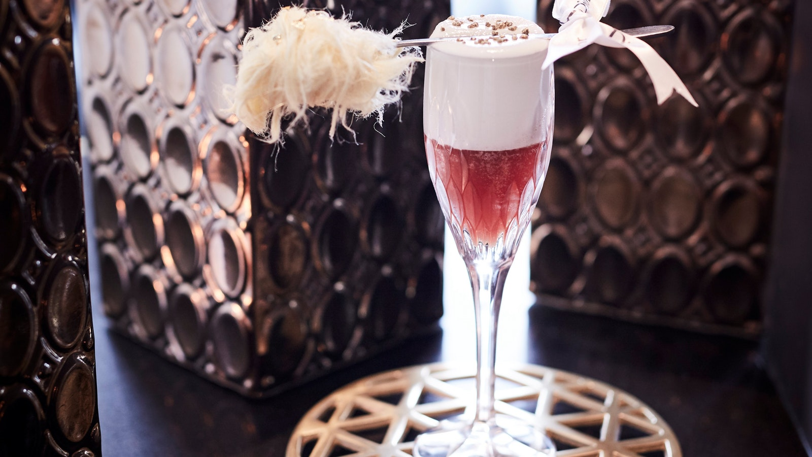 18th Century - Dior Inspired Cocktails at Atrium Bar