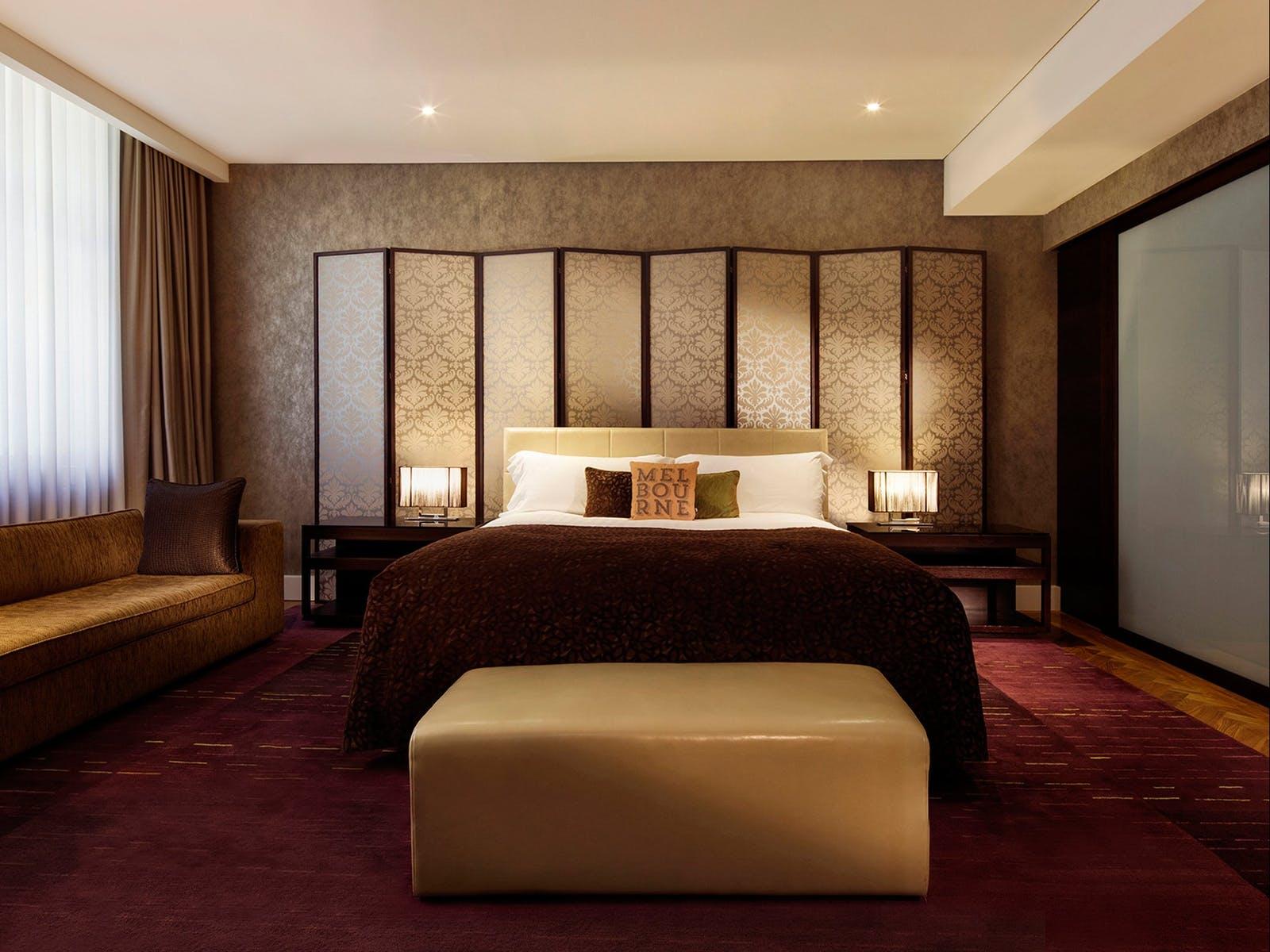 The Melbourne Suites - Iconic Suite