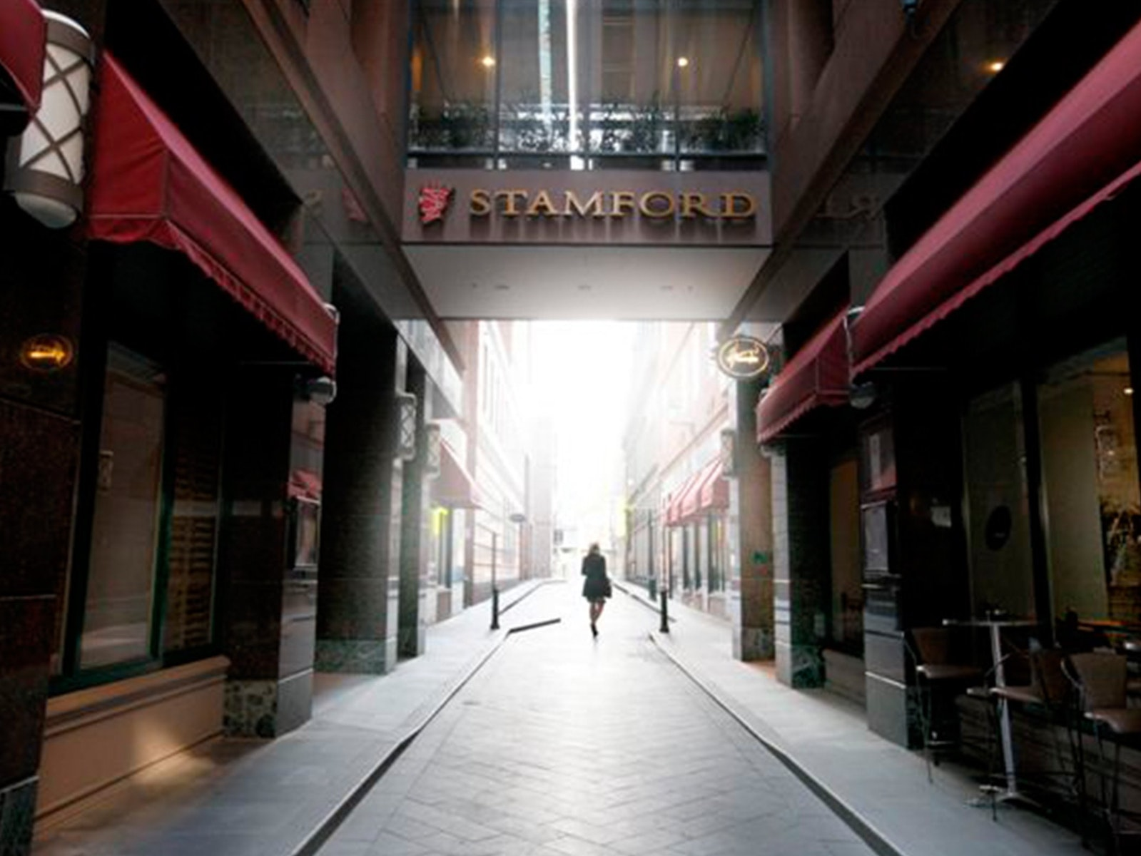 Hotel Exterior - Alfred Place Laneway