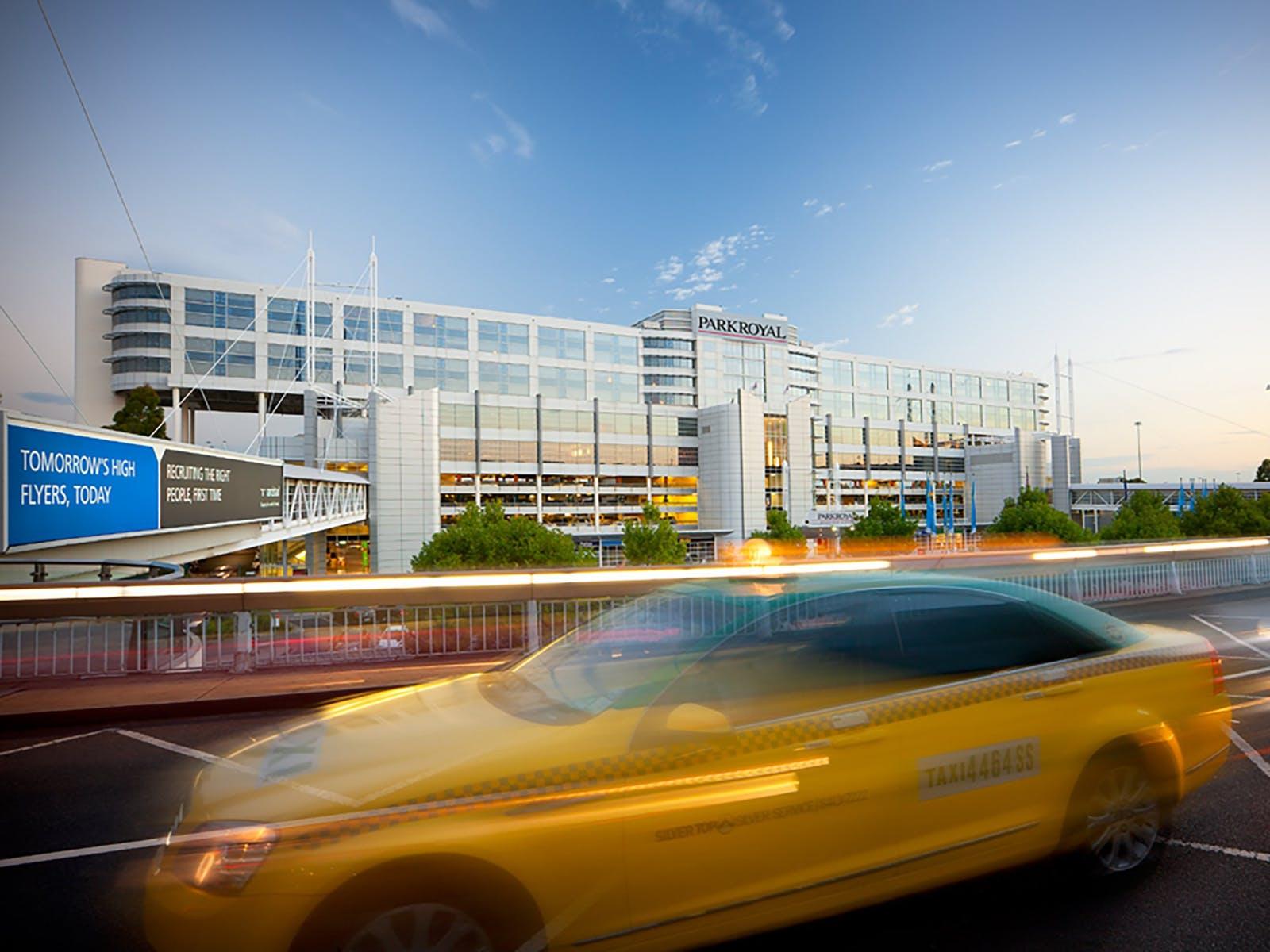 Avis Car Rental At Melbourne Airport