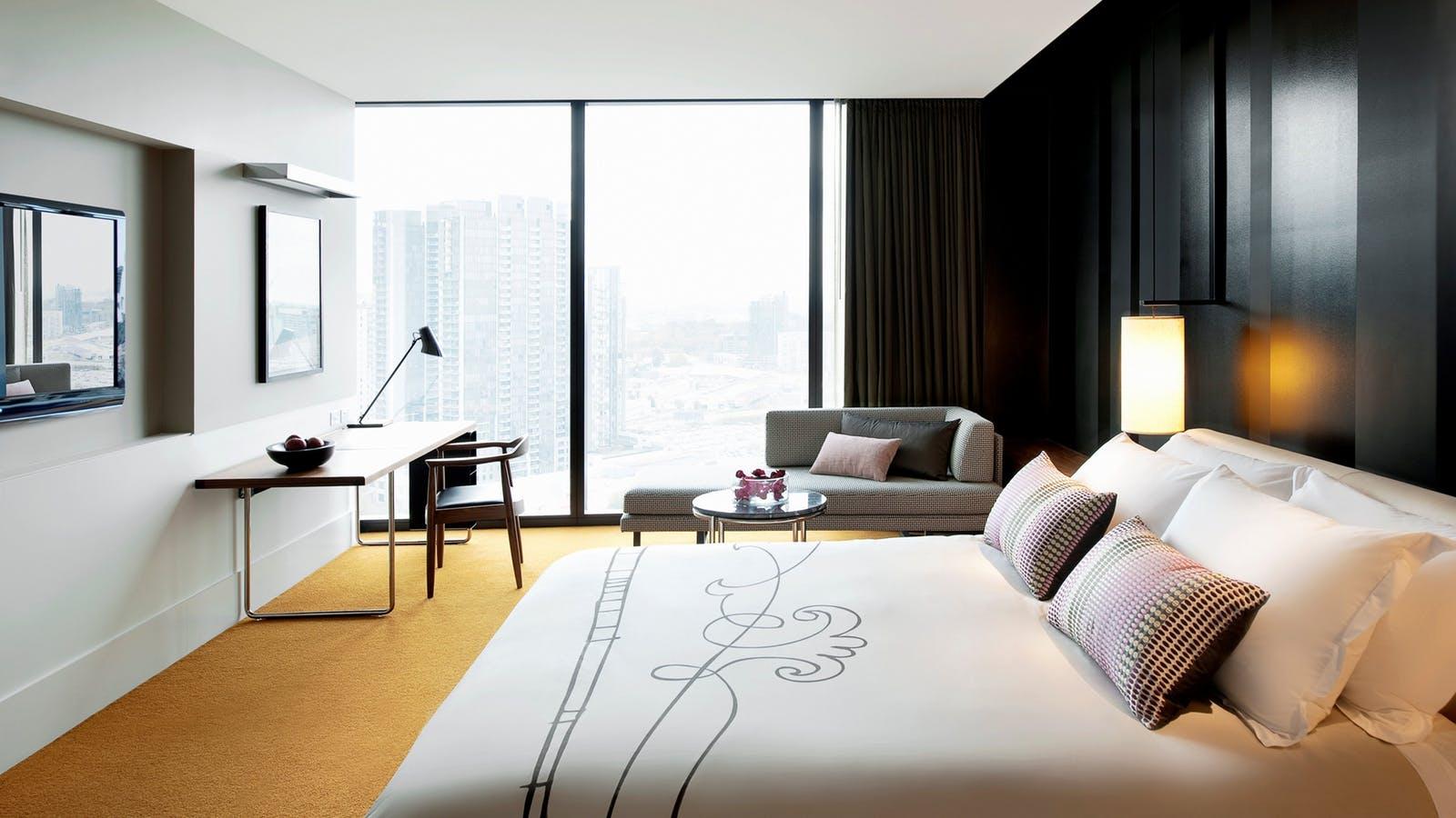 Crown Metropol Luxe King Room