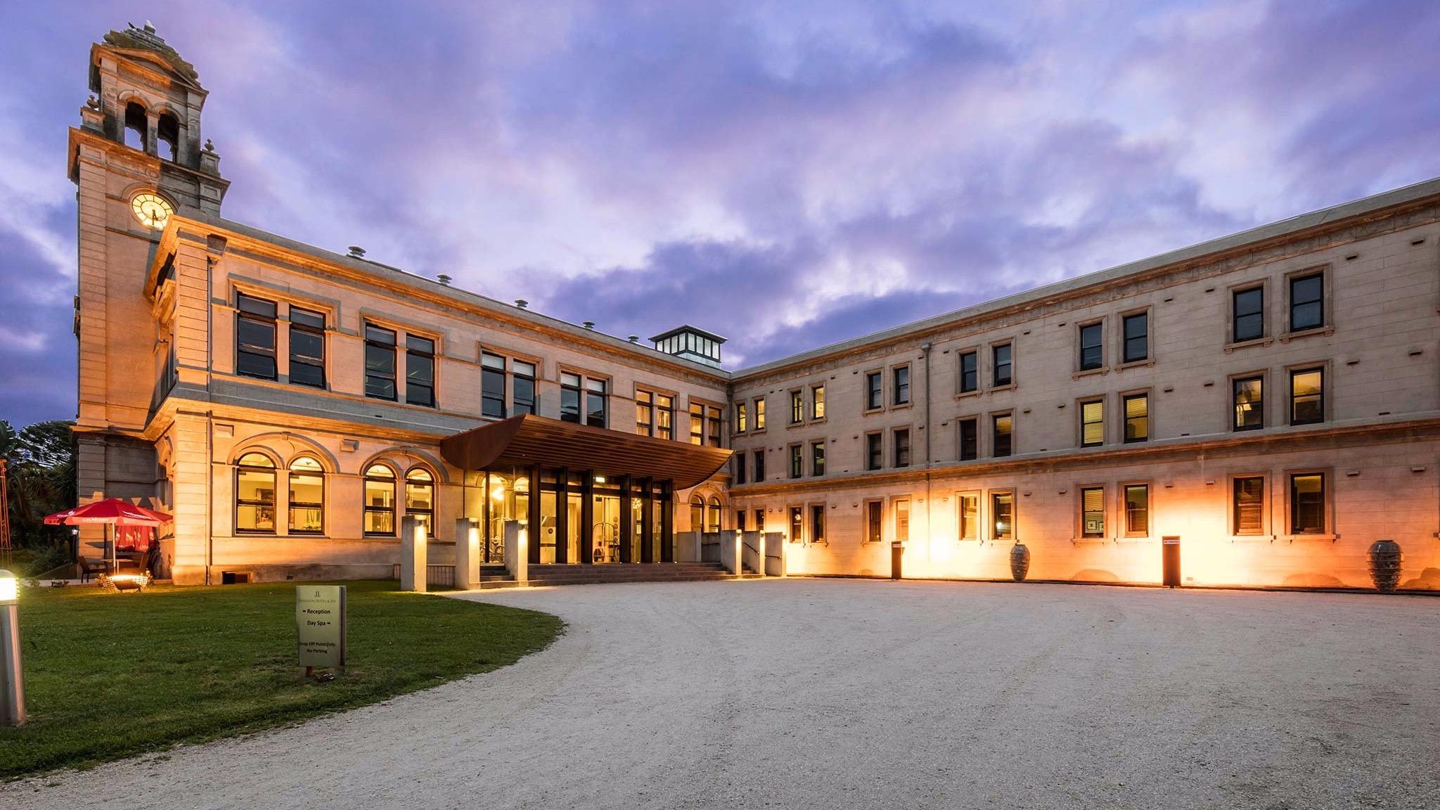Mansion Hotel & Spa