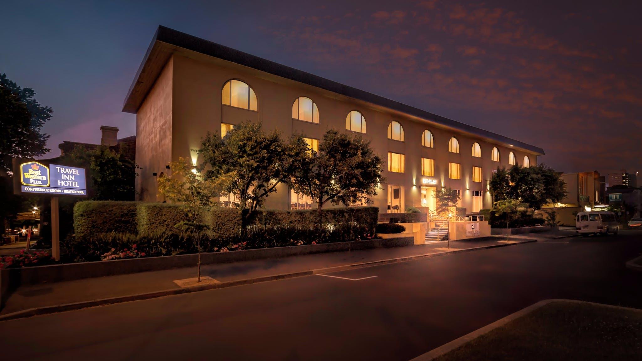 The Best Western Plus Travel Inn