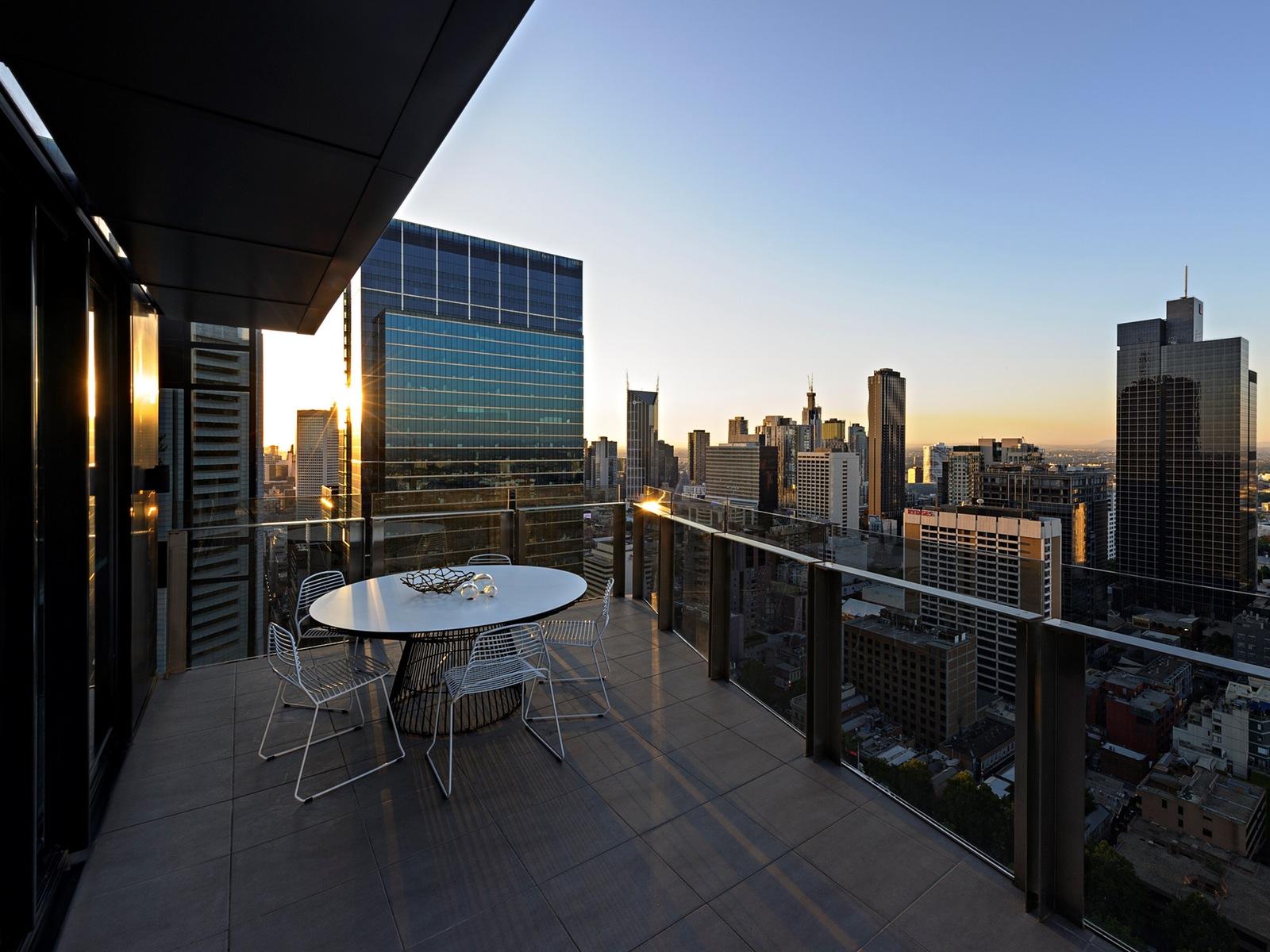 The Penthouse - Terrace