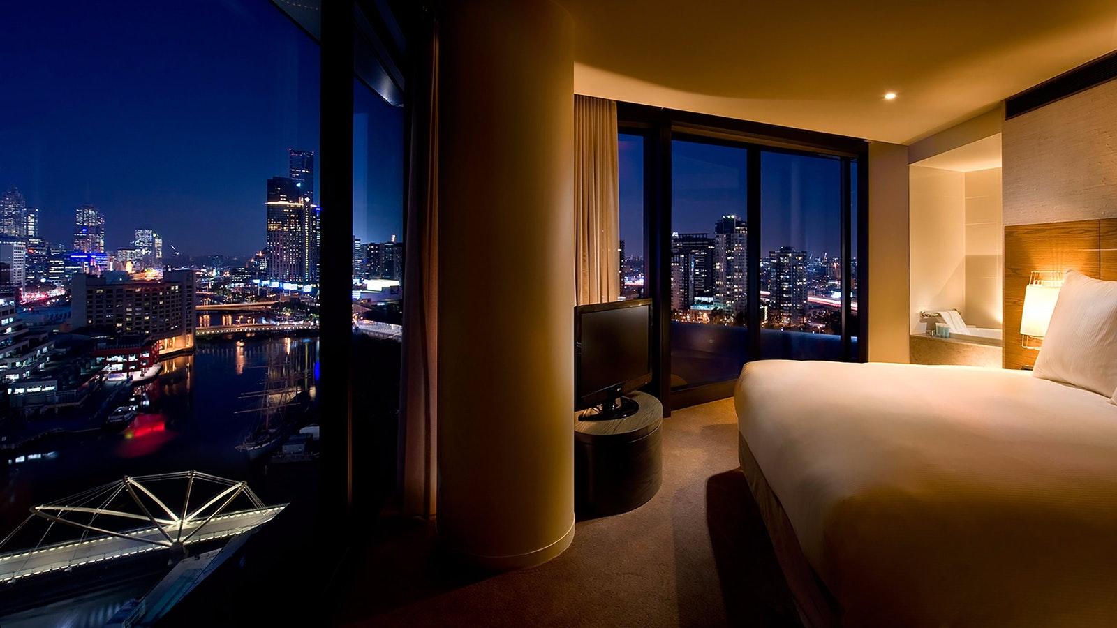 Pan Pacific Melbourne