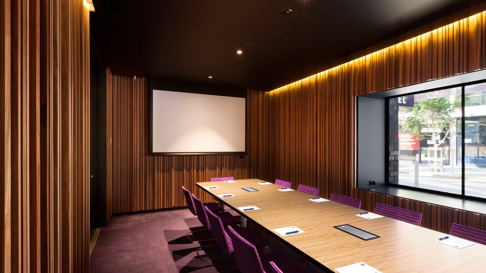 Sebel Docklands Boardroom