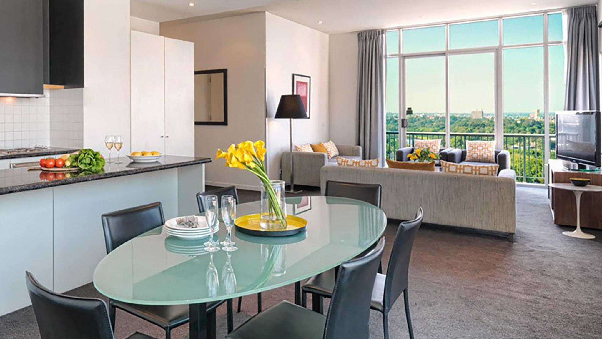 Adina Apartment Hotel Melbourne Flinders Street