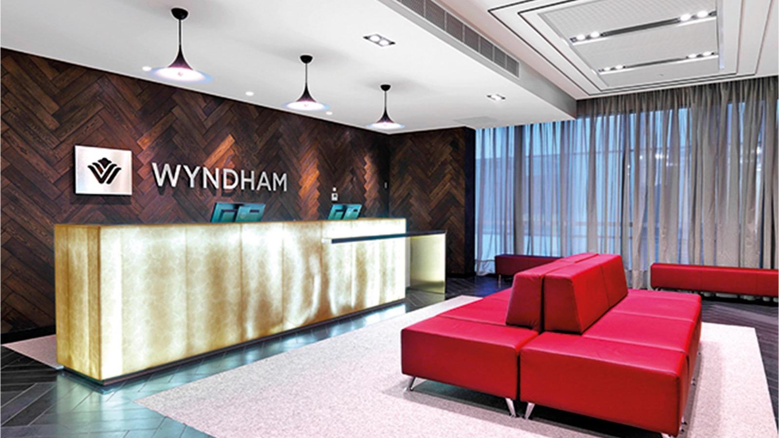 Wyndham Melbourne Reception