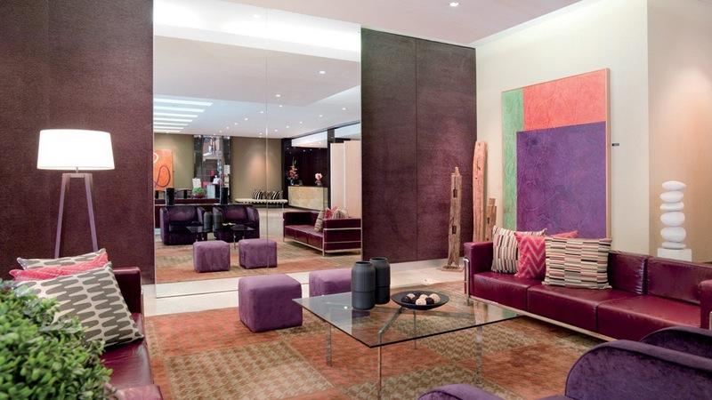 Medina Grand Melbourne - Hotel Lobby