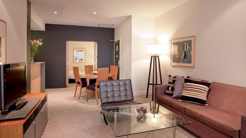 Medina Grand Melbourne - One Bedroom Apartment