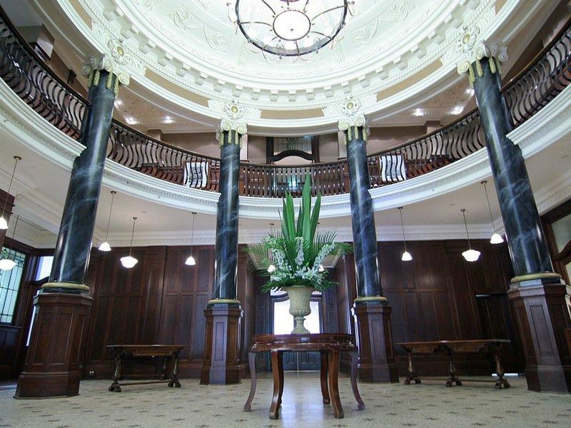 The Grand Vestibule