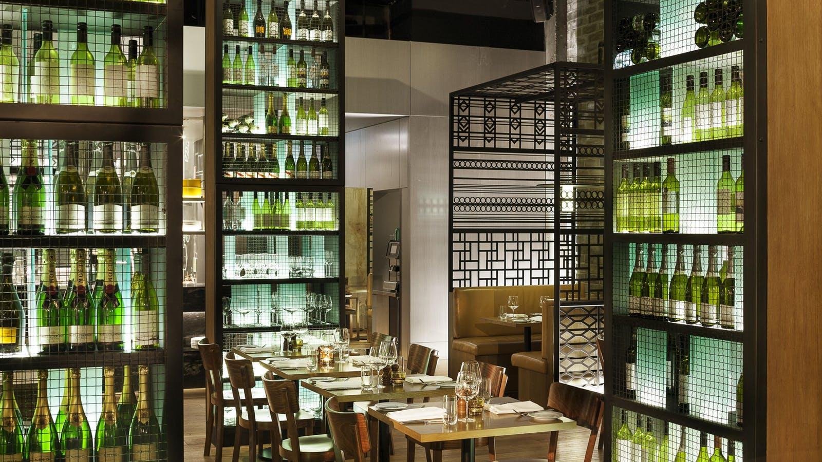Doubletree Melbourne Restaurant