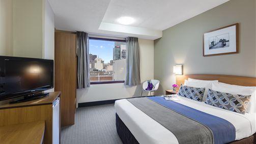 Standard Queen Room - Mercure Welcome Melbourne