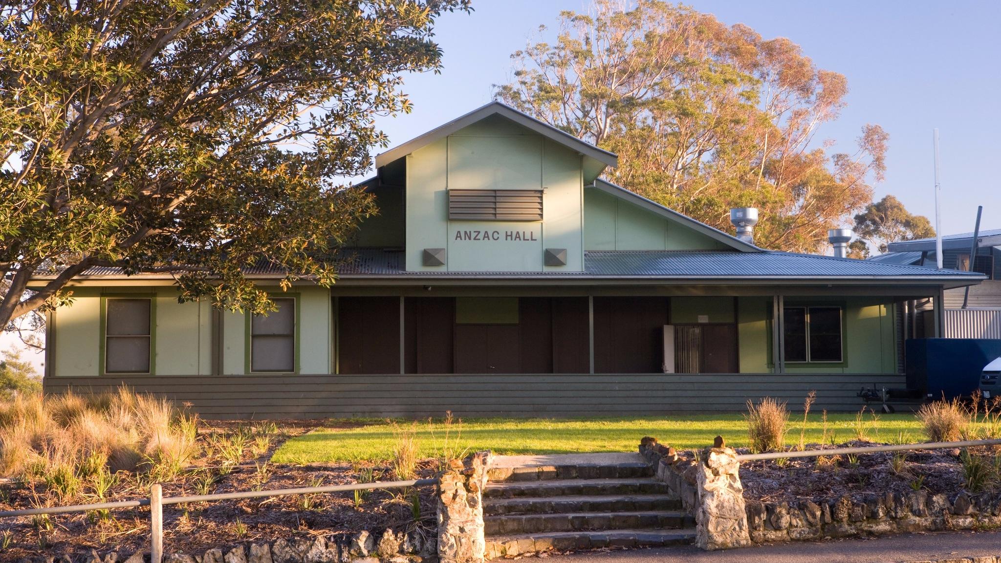 Anzac Hall