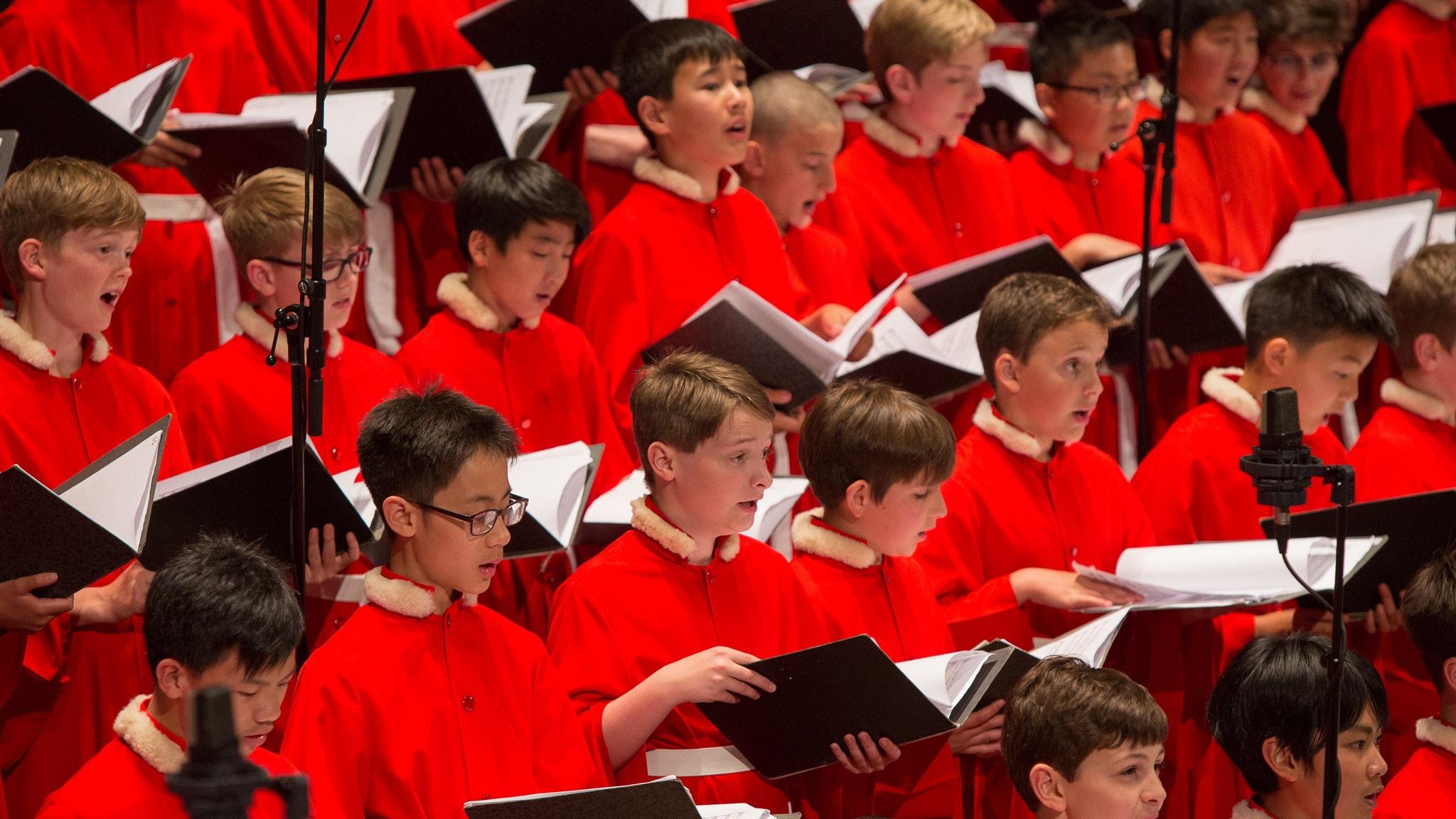 Celebrate Christmas with the National Boys Choir of Australia