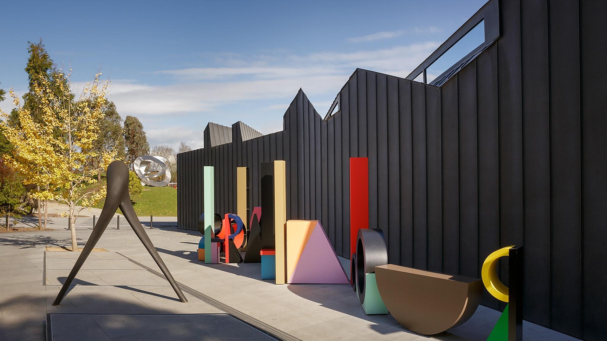 Heide Musuem of Modern Art exterior