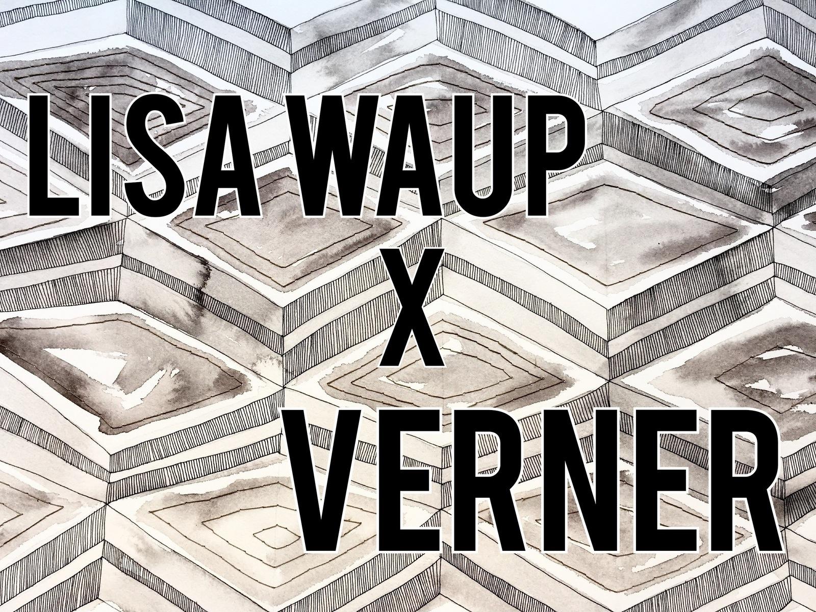 Lisa Waup X VERNER