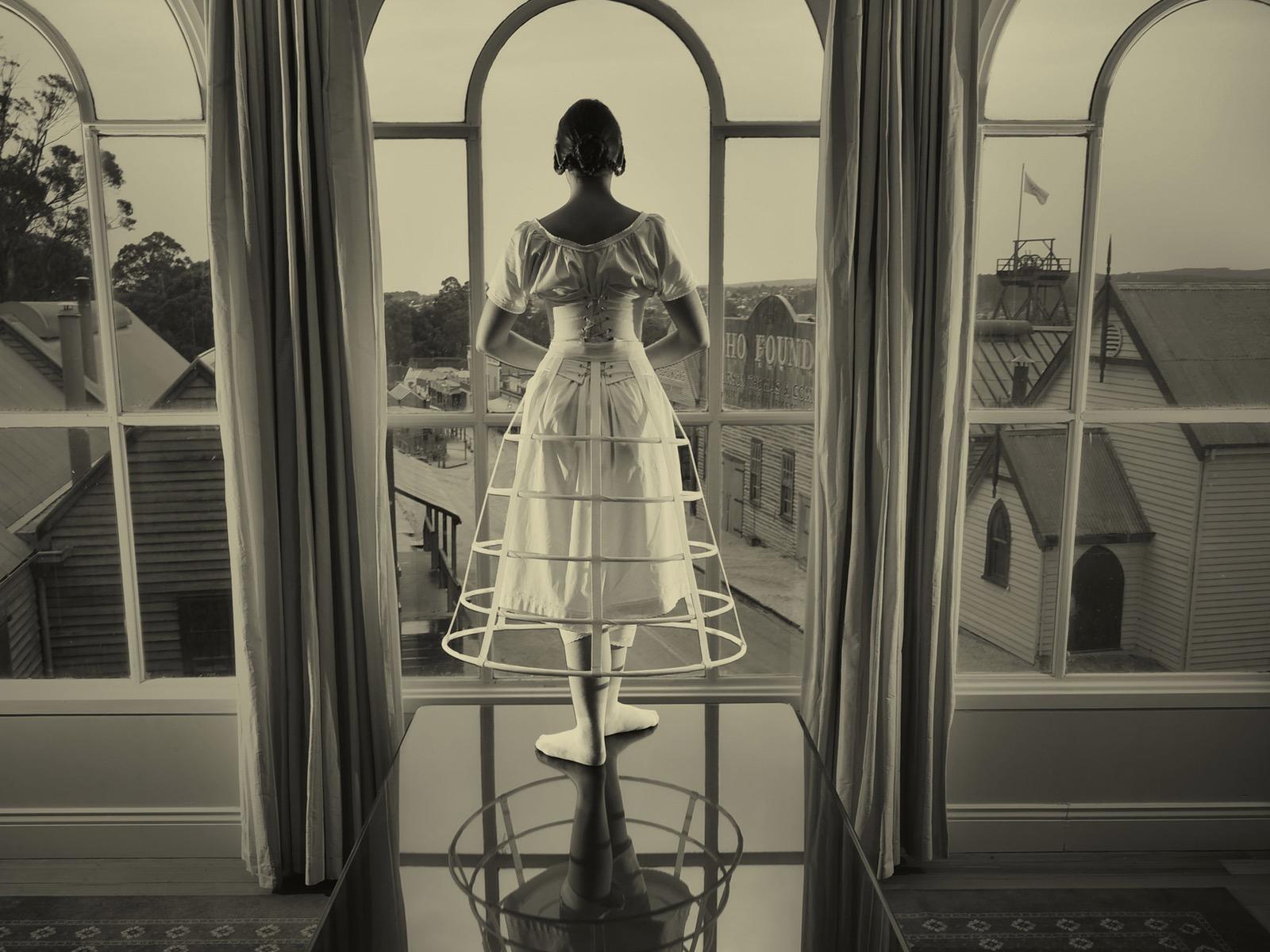 A Victorian Silhouette