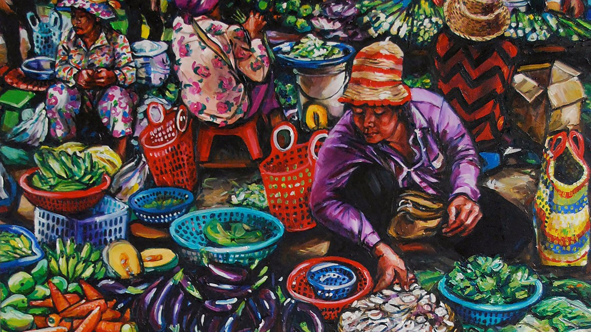 Market Market by Gavin Brown