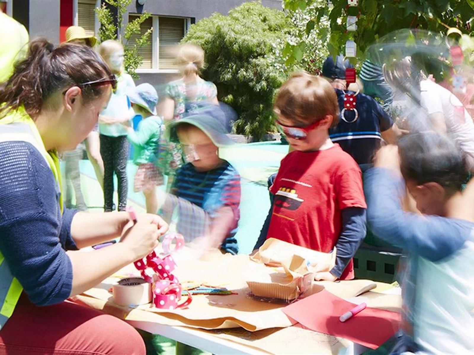 People & place: A DIY neighbourhood social experiment with CoDesign studio (part II)