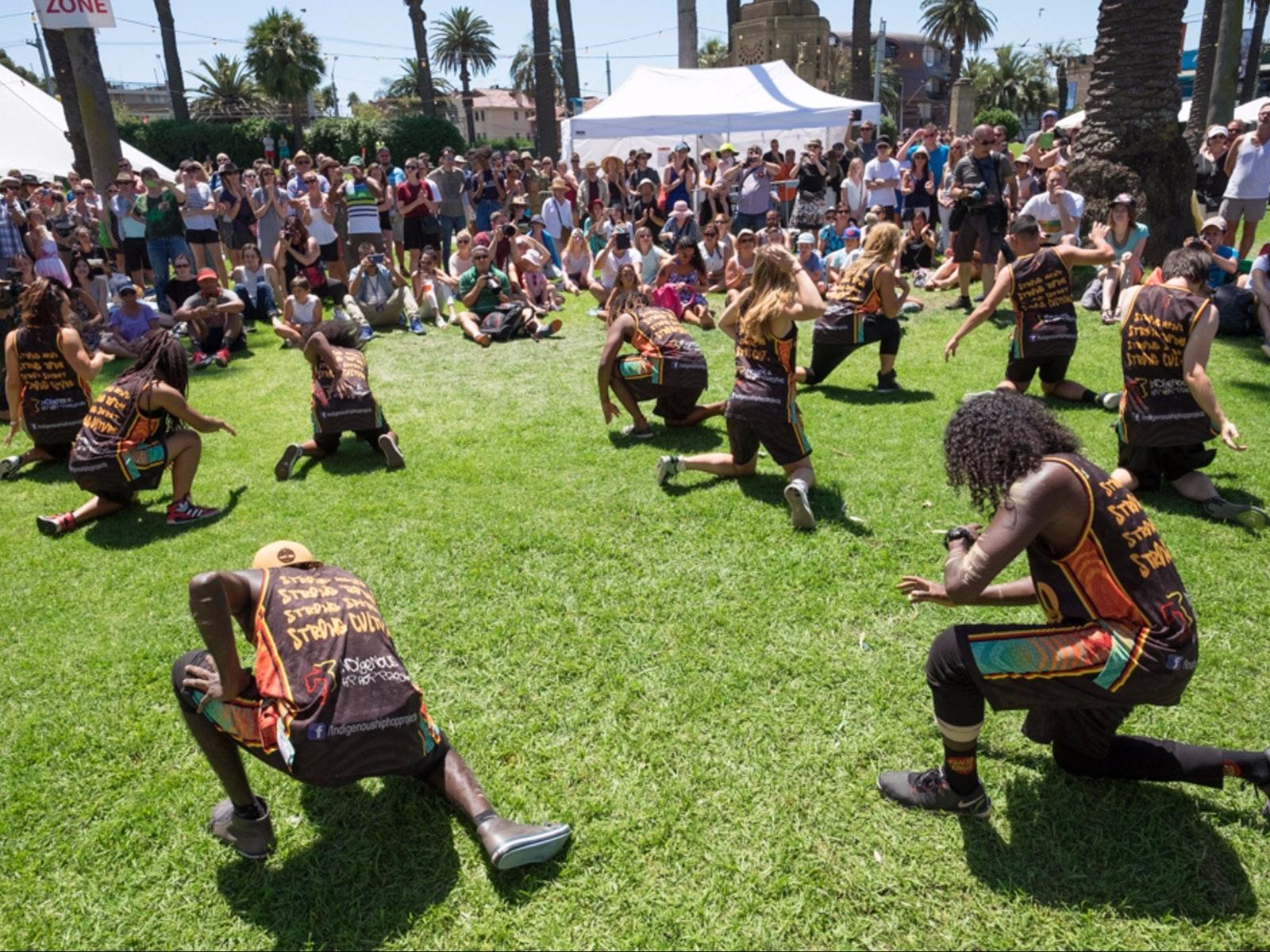 Yalukit Wilum Ngargee Festival