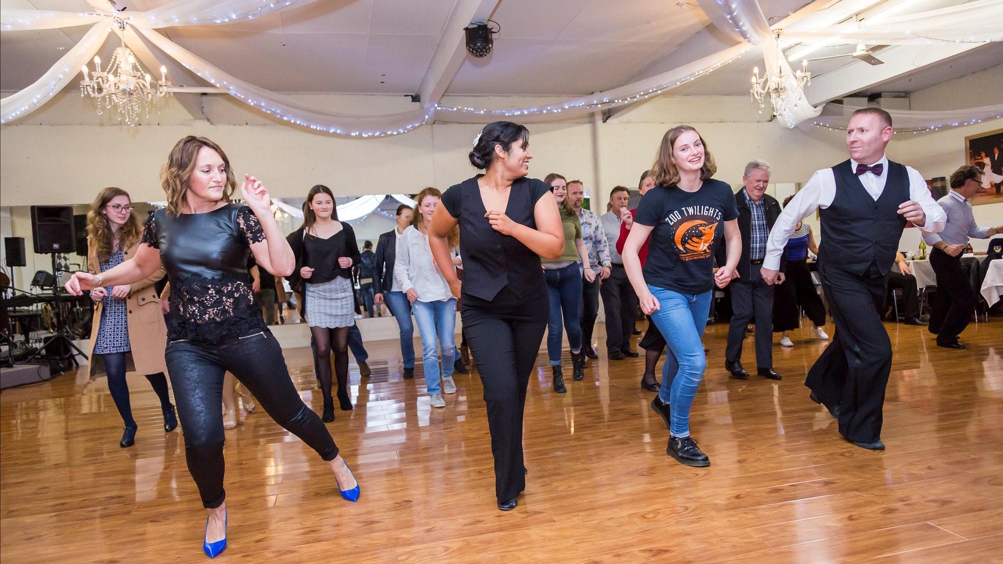 Dance Be In It Social Night