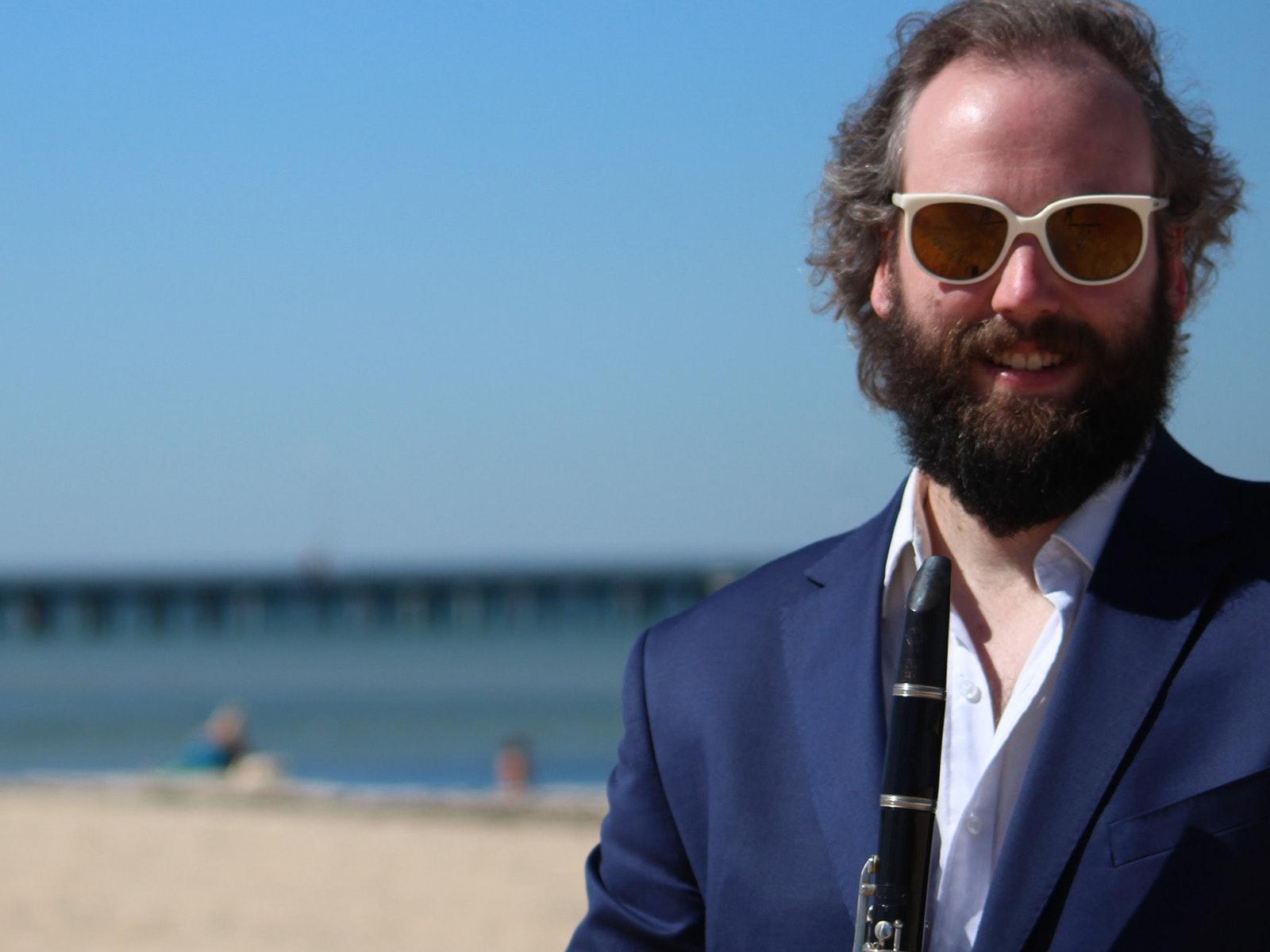Have Clarinet, Will Travel - Ed Ferris