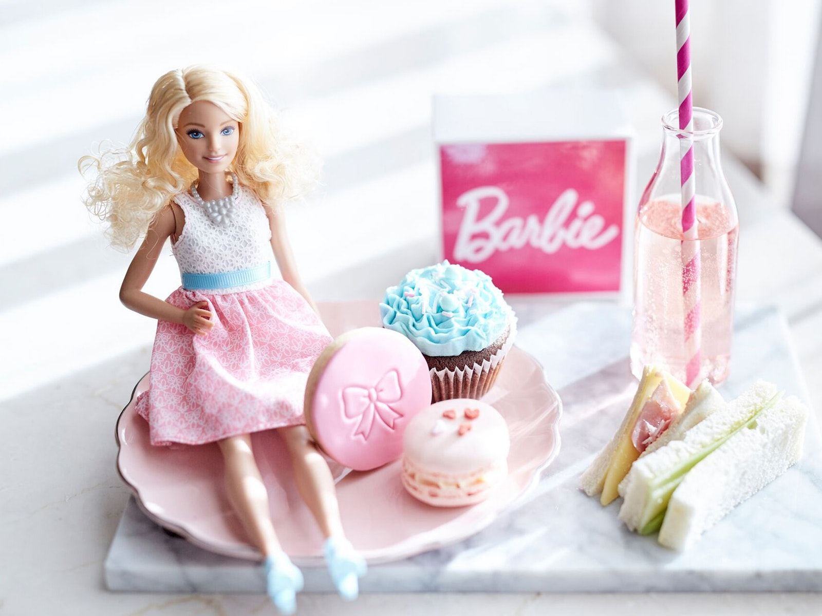 Barbie Fashionista High Tea