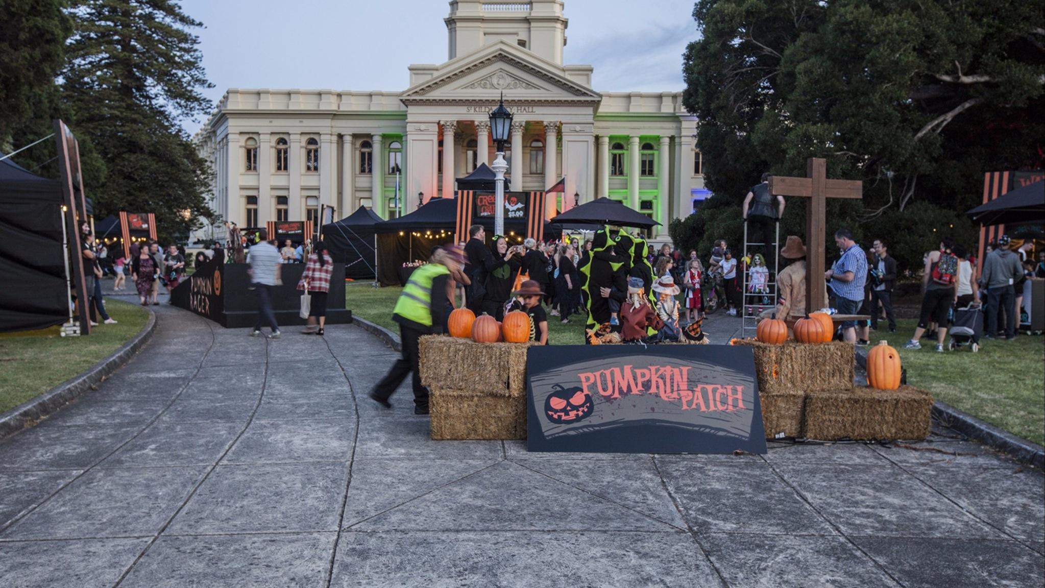 Melbourne's best Halloween Festival