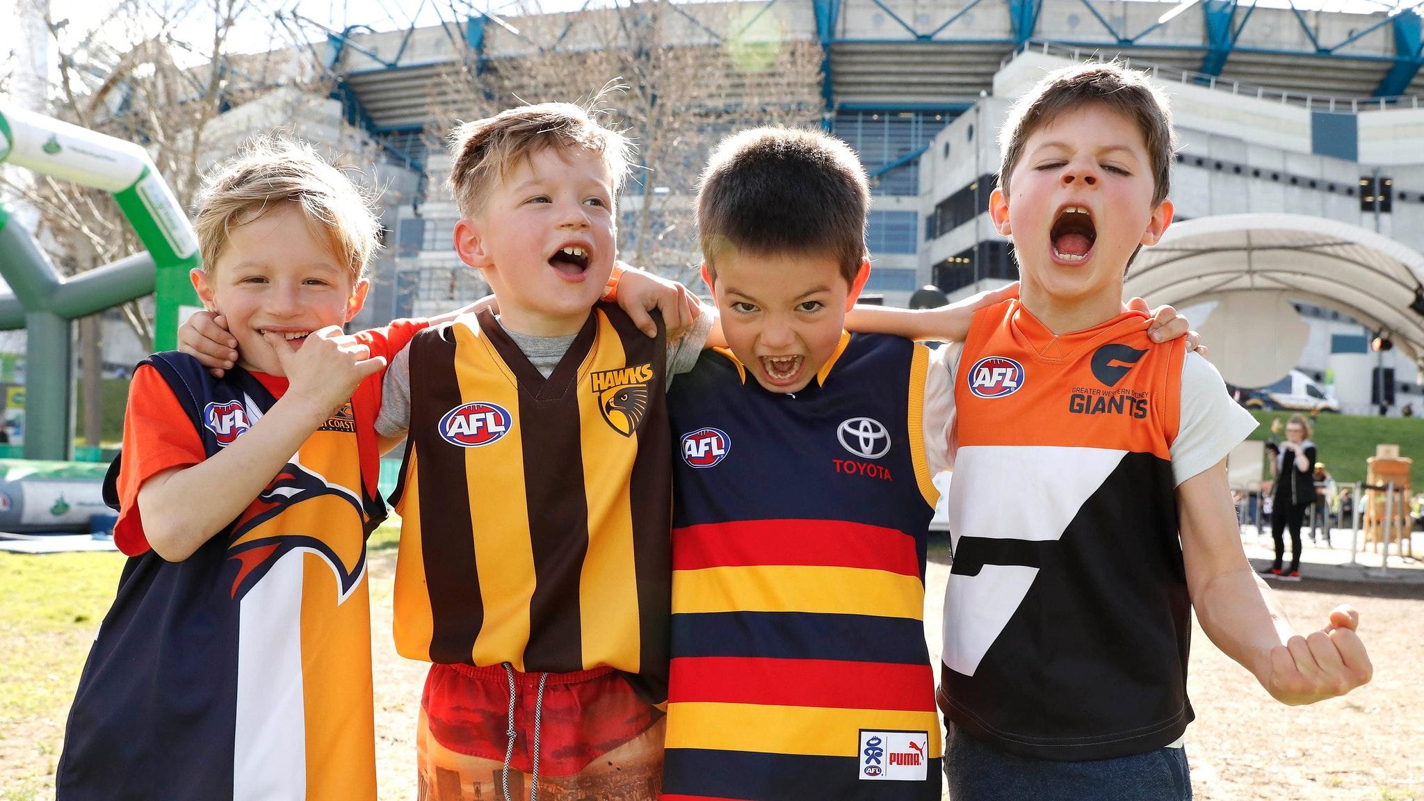 AFL Sunday Funday