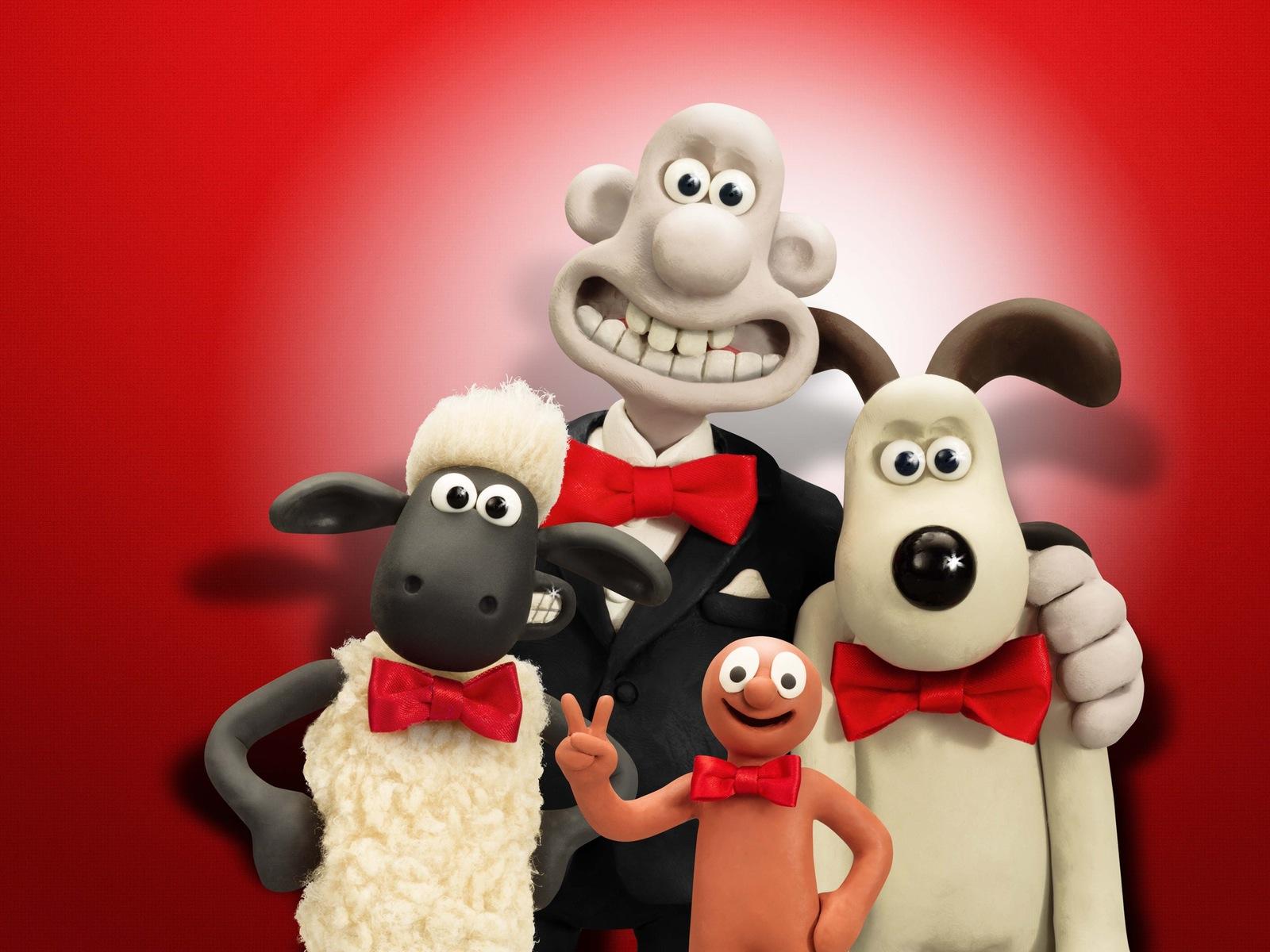 Wallace & Gromit and friends, Melbourne, Victoria, Australia