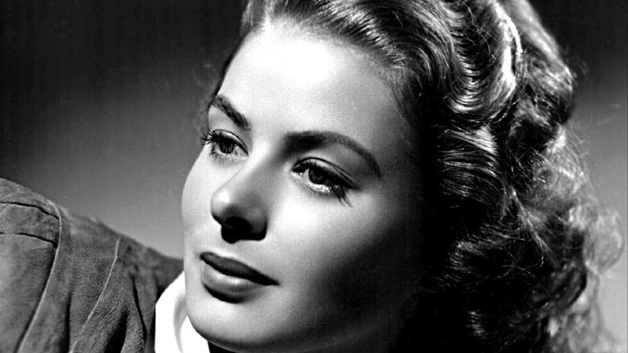 Ingrid Bergman