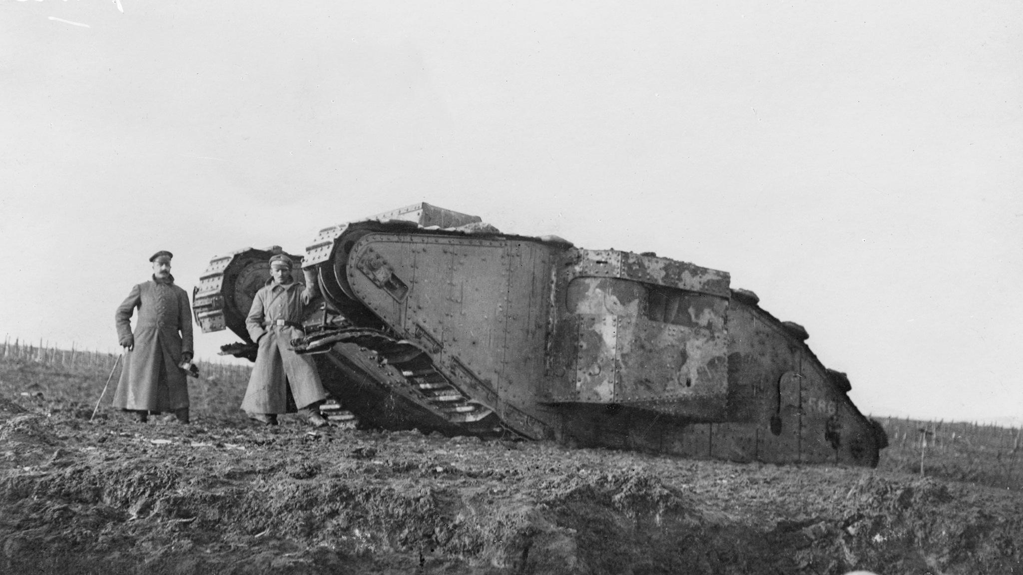 Battle of Bullecourt Arras Campaign