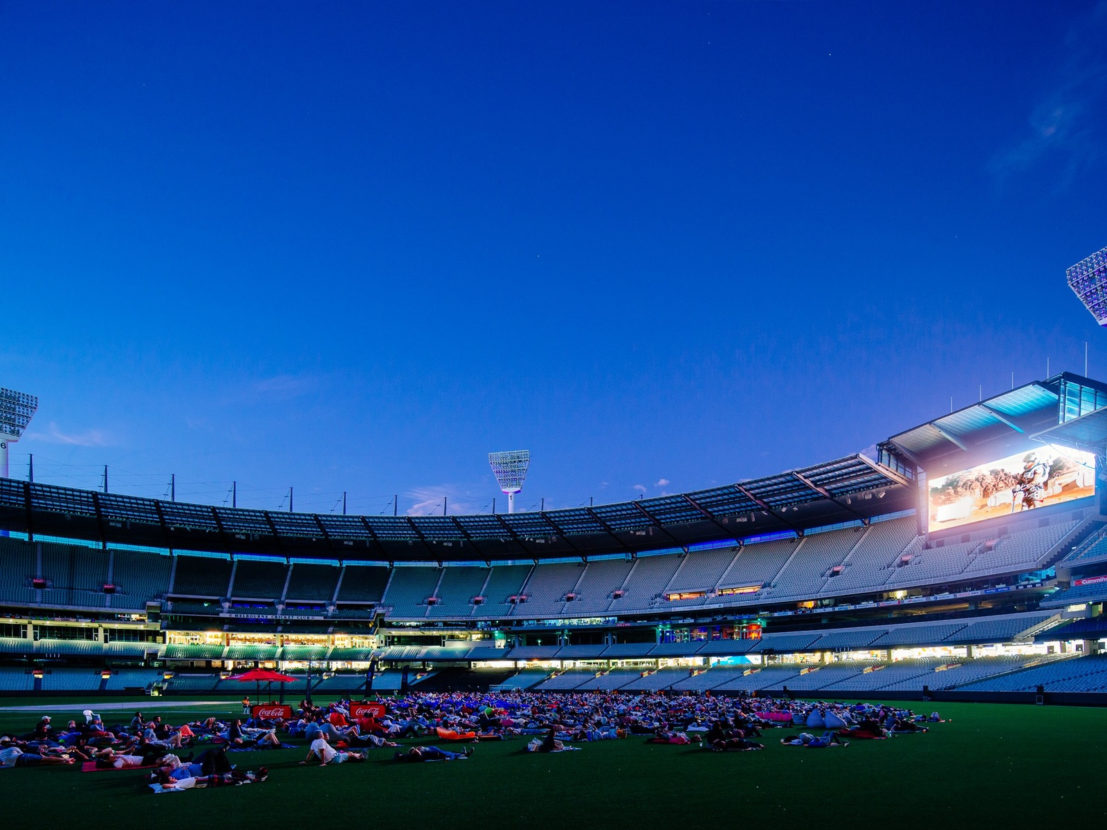Cinema at the 'G