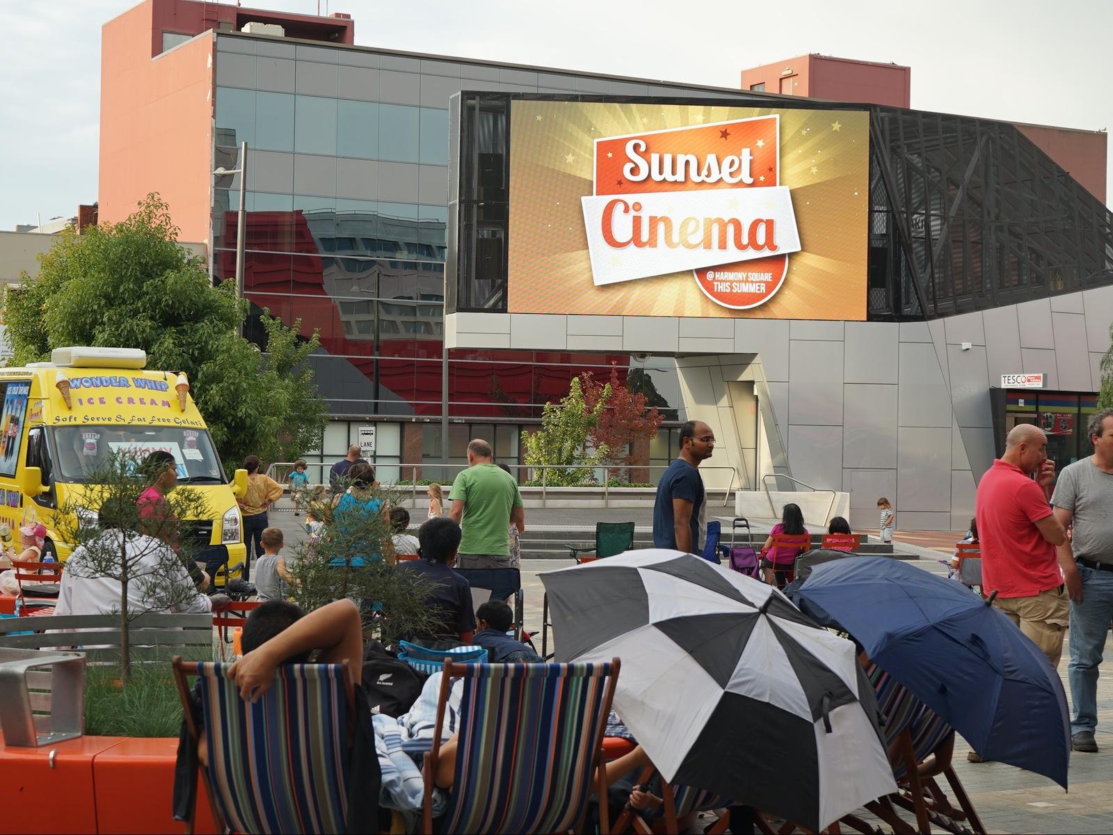 Sunset Cinema 2016