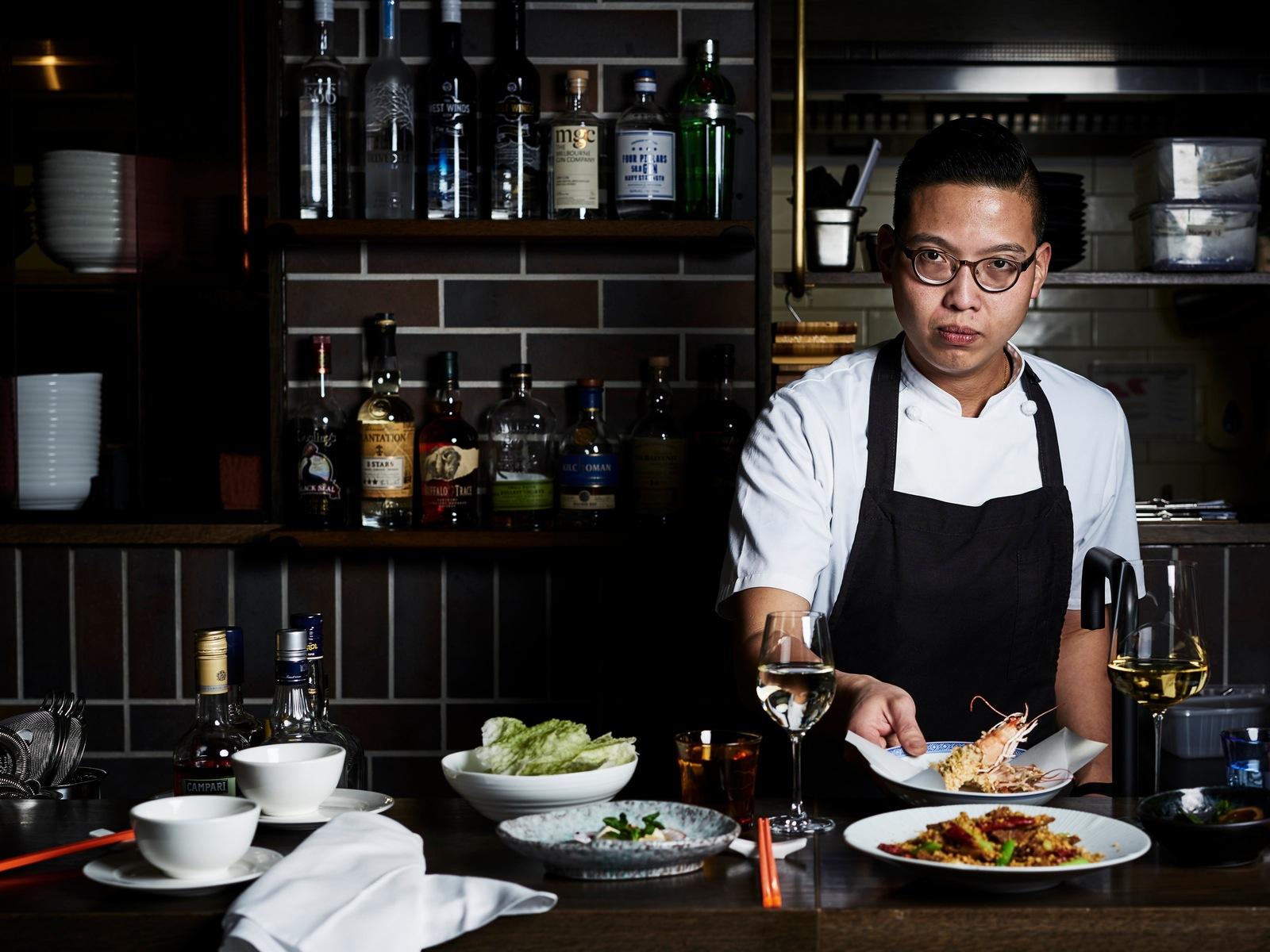 Victor Liong, Lee Ho Fook