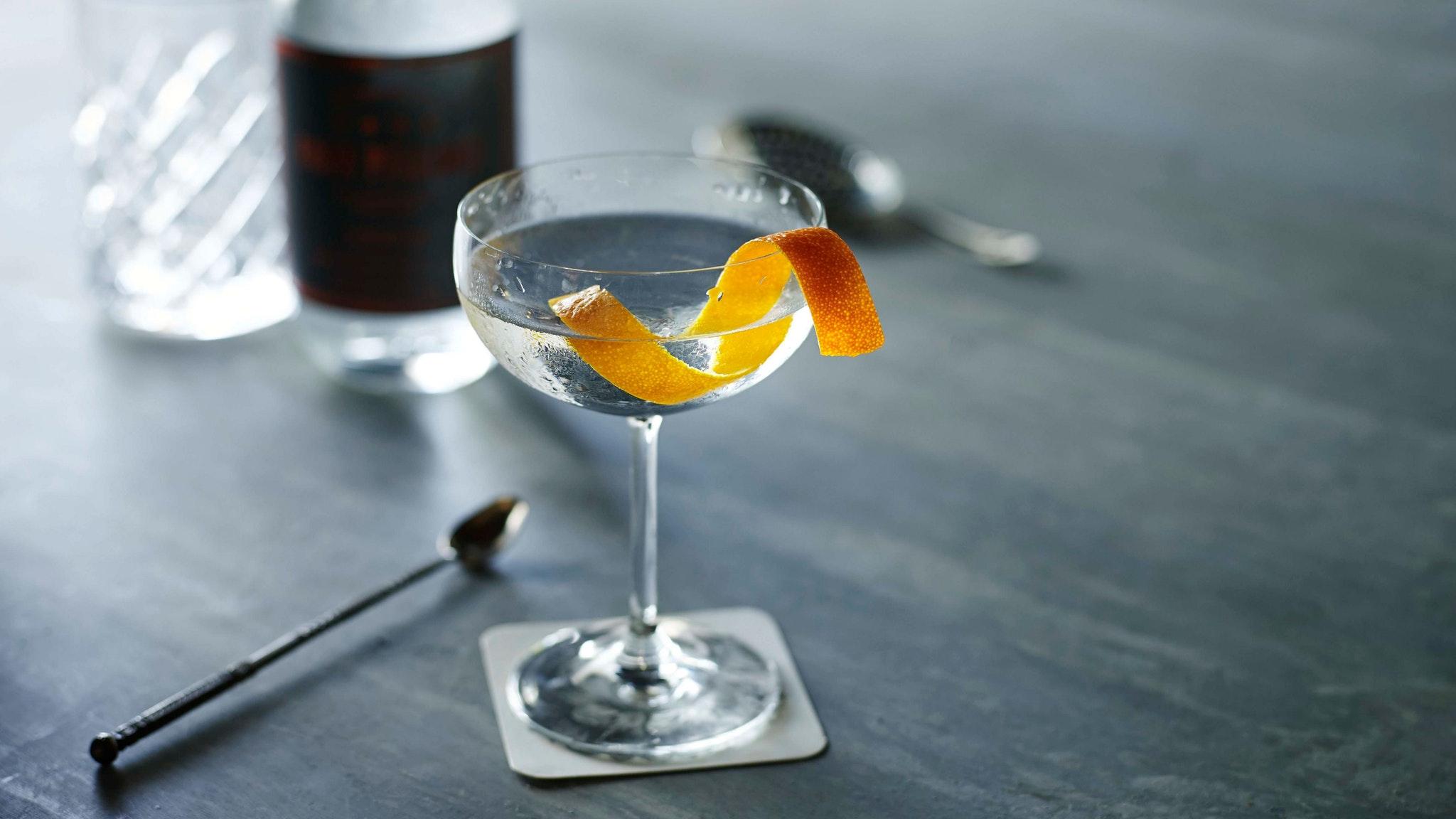 Martini - Four Pillar Four Course Four Cocktails
