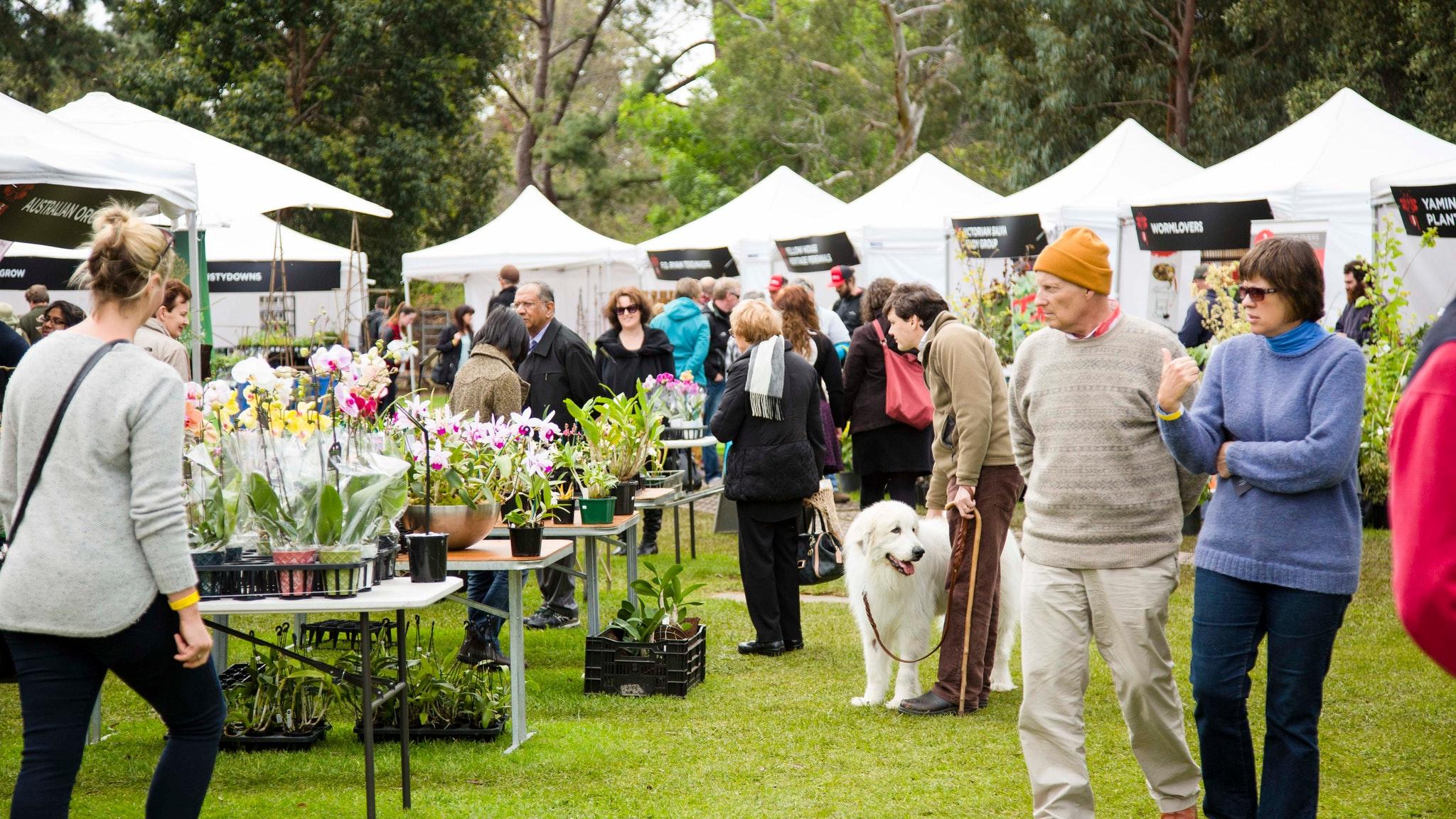 Botanic and Rare Plant Fair