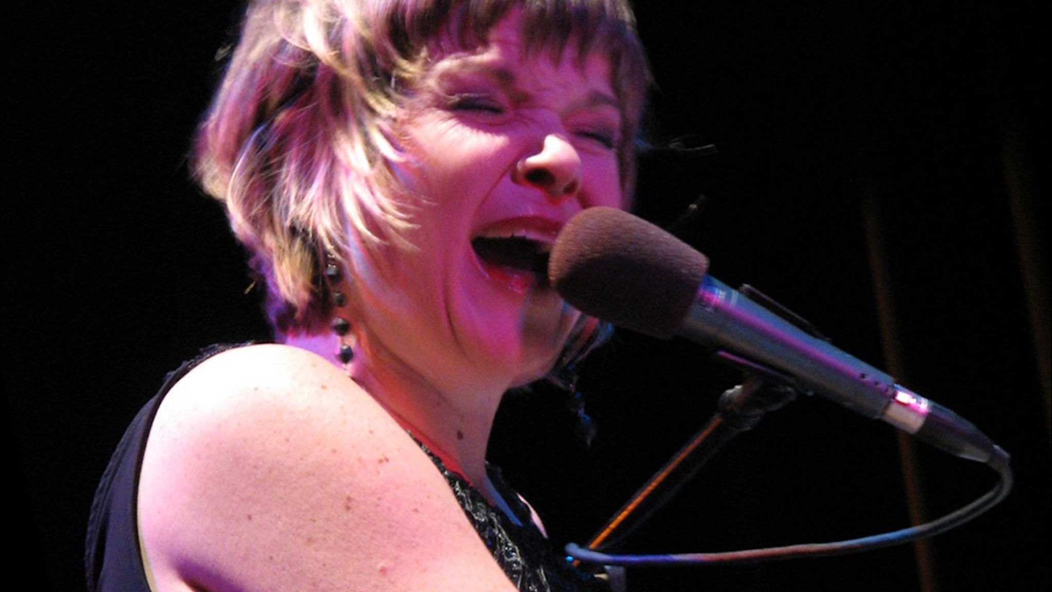 Karrin Allyson will be playing at Bird's Basement from Jan 24th - 28th