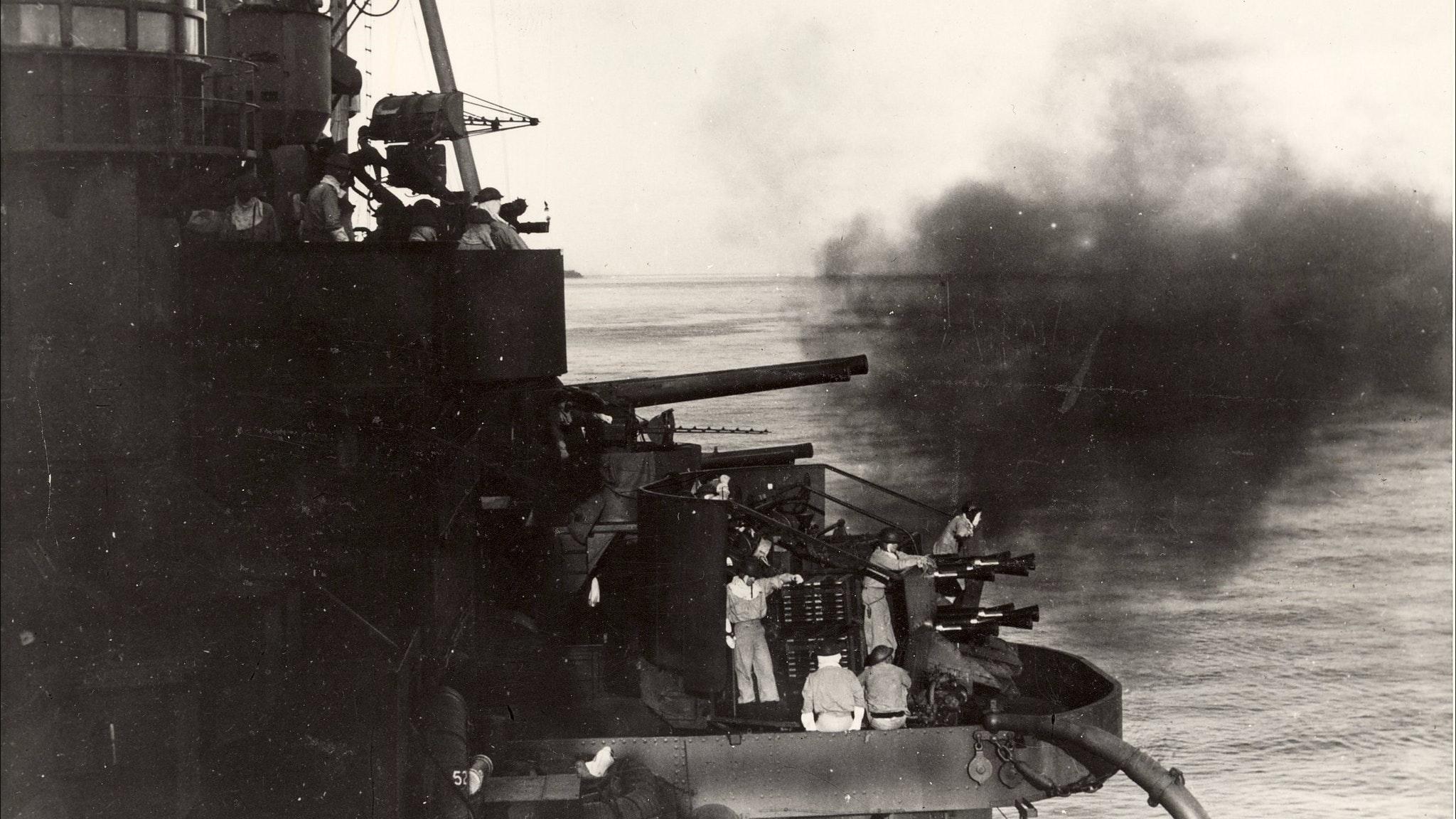 RAN in the Pacific War
