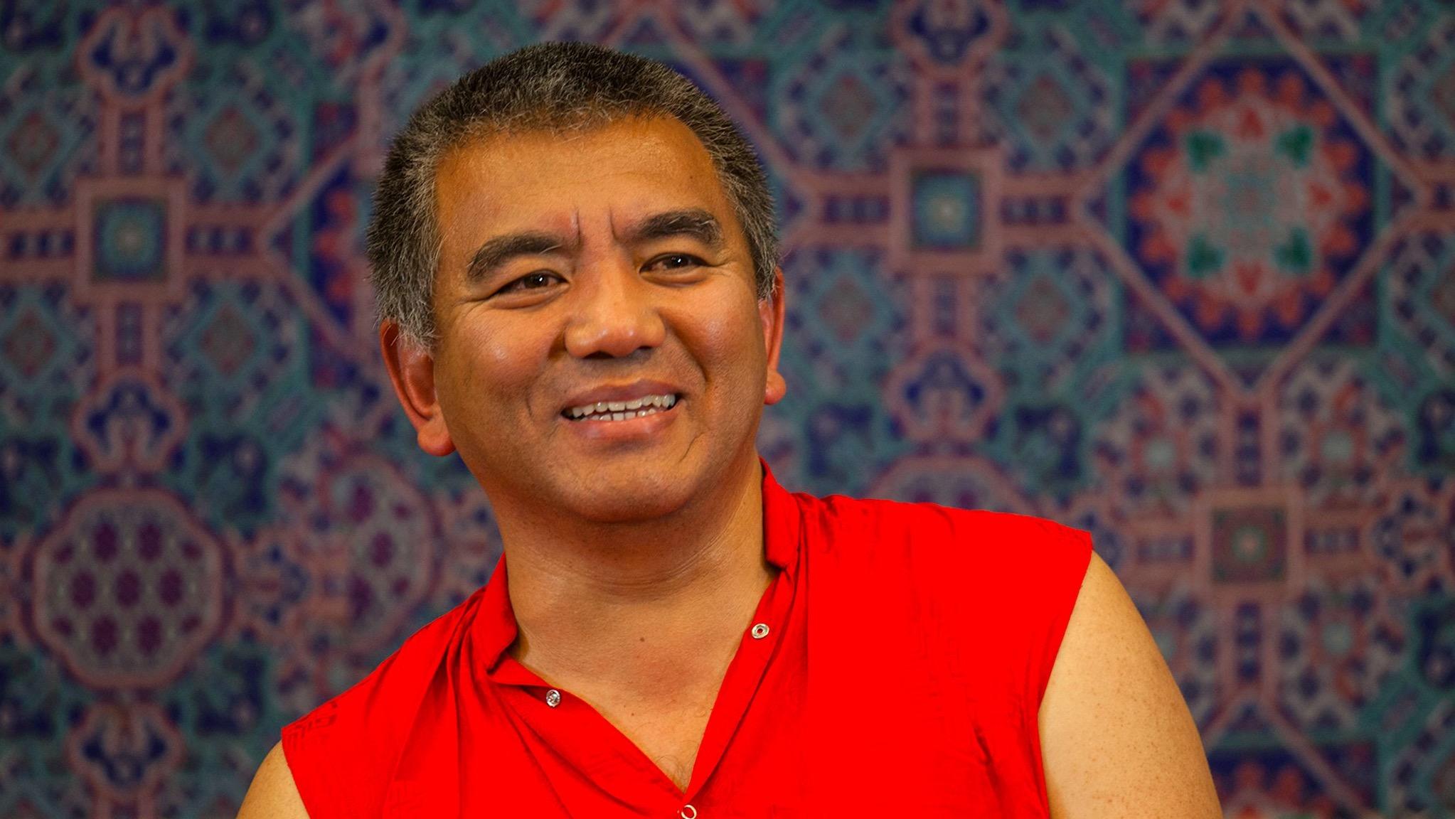 His Eminence the 7th Dzogchen Rinpoche