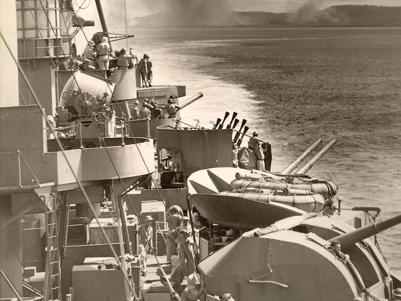 Flagship HMAS Australia II