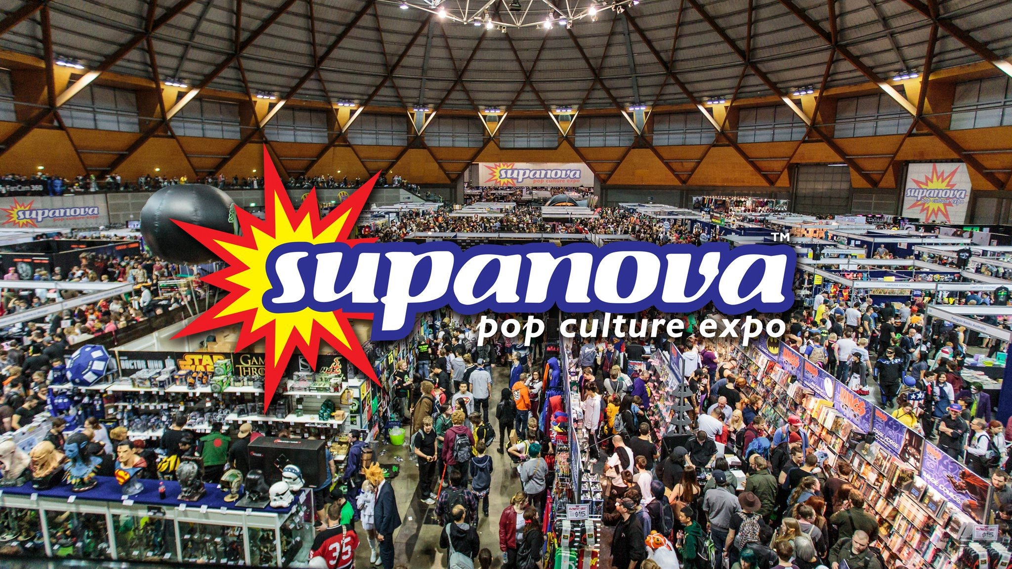 Supanova Comic-Con & Gaming